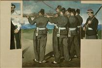 Erschiessung Maximilians v.Mex. /Manet by AKG  Images
