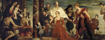 Veronese, Madonna der Familie Cuccina by AKG  Images
