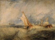Turner/Van Tromp gegen den Wind/um 1844 by AKG  Images
