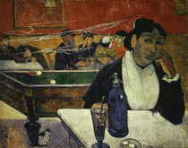 Paul Gauguin, Im Cafe , 1888 by AKG  Images