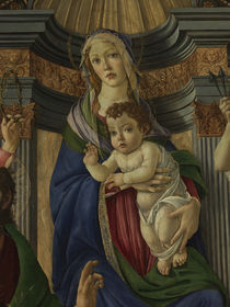 S.Botticelli, Maria mit Kind by AKG  Images