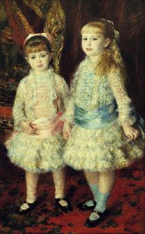 A.Renoir, Demoiselles Cahen d'Anvers von AKG  Images