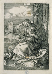 A.Duerer, Maria mit der Birne von AKG  Images