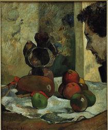 P.Gauguin, Stilleben mit Profil Laval von AKG  Images