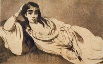 Edouard Manet, Odaliske by AKG  Images
