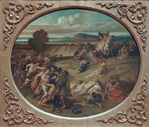 A.Feuerbach, Amazonenschlacht von AKG  Images