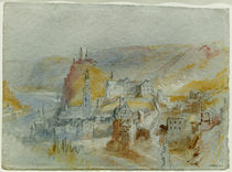 William Turner, Cochem by AKG  Images