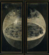 H.Bosch, Erschaffung der Welt by AKG  Images