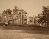 Potsdam, Schloss Babelsberg /Foto Levy by AKG  Images