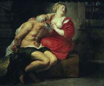 P.P.Rubens, Cimon und Pero by AKG  Images