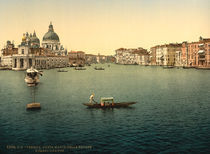 Venedig, S.Maria della Salute,Canal Gr. by AKG  Images