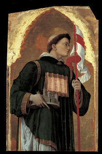 A.Mantegna, Hl.Daniel von Padua by AKG  Images