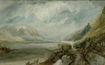 William Turner, Die Einmuendung der Lahn by AKG  Images