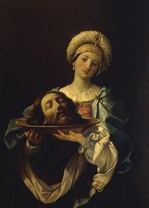 G.Reni, Salome mit dem Haupt Johannes by AKG  Images