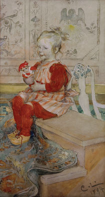 Carl Larsson, Lisbeth by AKG  Images