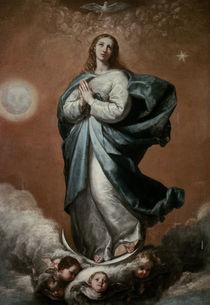 J.de Ribera, Unbefleckte Empfaengnis by AKG  Images