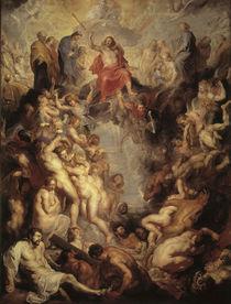 P.P. Rubens, Das Grosse Juengste Gericht by AKG  Images