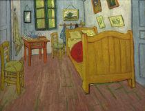 Van Gogh, Das Schlafzimmer von AKG  Images