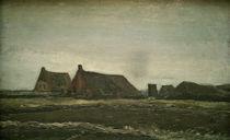 v.Gogh, Plaggenhuetten von AKG  Images