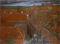 Oskar Zwintscher, Ansicht von Meissen1896 by AKG  Images