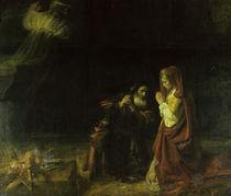 Rembrandt, Das Opfer Manoahs von AKG  Images