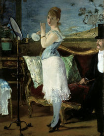 Edouard Manet, Nana by AKG  Images