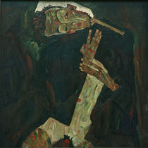 Egon Schiele, Der Lyriker by AKG  Images