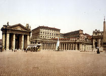 Rom, Palazzi Vaticani / Photochrom by AKG  Images