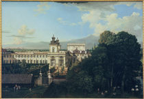 Warschau, Schloss Wilanow / B.Bellotto by AKG  Images