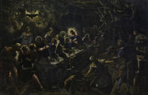 Tintoretto, Abendmahl by AKG  Images