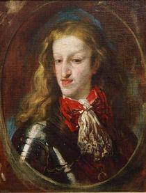 Karl II. von Spanien / L. Giordano by AKG  Images