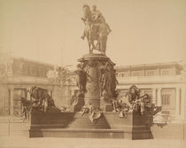 Berlin, Nat. Denkmal f. Wilhelm I./Levy by AKG  Images