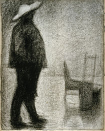G.Seurat, Lastentraeger by AKG  Images