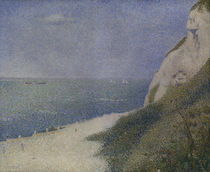 G.Seurat, Bas-Butin. Greve a Honfleur by AKG  Images