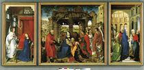 R.van der Weyden, Dreikoenigsaltar von AKG  Images