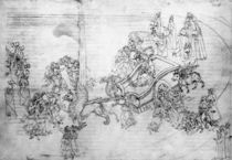 Dante, Goettl. Komoedie / Botticelli von AKG  Images