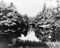 Berlin,Rousseau-Insel im Tiergarten/Levy von AKG  Images