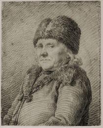 C.D.Friedrich, Bildnis des Vaters von AKG  Images