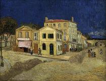 V.van Gogh, Das gelbe Haus von AKG  Images