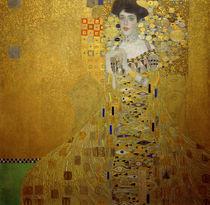 Gustav Klimt, Adele Bloch-Bauer I von AKG  Images