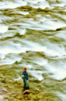 Flathead Fishing von Scott Spiker