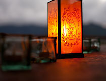 Dinner Lantern by Joel Morin
