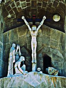 Sagrada Família Passion von Ken Williams