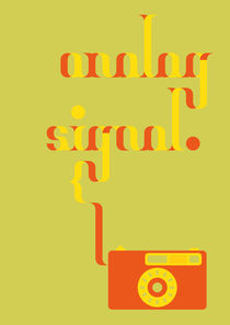 Analog Signal von Benjamin Koh