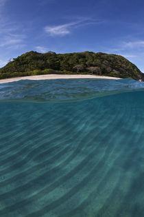 Island Paradise by Steve De Neef