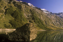 New Zealand, Southland, Fiordland National Park by Jason Friend