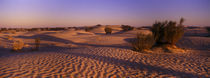 Tunisia, Zaafrane, Sahara Desert by Jason Friend