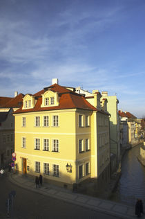 Czech Republic, Prague, Mala Strana by Jason Friend