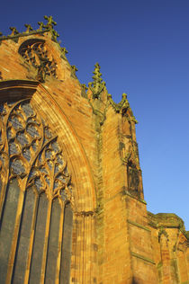 England, Cumbria, Carlisle Cathedral by Jason Friend
