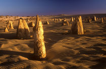 Australien, Western Australia, Pinnacles Desert von Jason Friend
